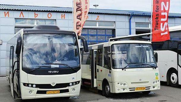 Автобусы АТАМАН