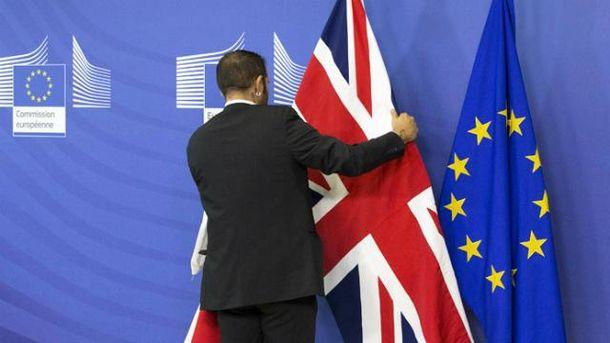 Великобритания-ЕС