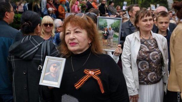 9 мая в Украине не обошлось без провокаций