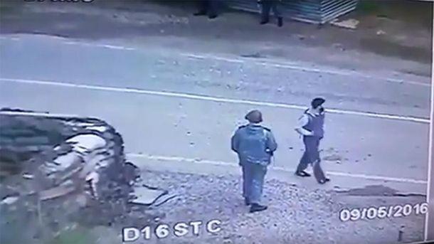 Терорист-смертник