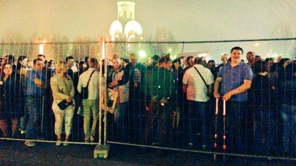 Святкування Дня Перемоги у Москві
