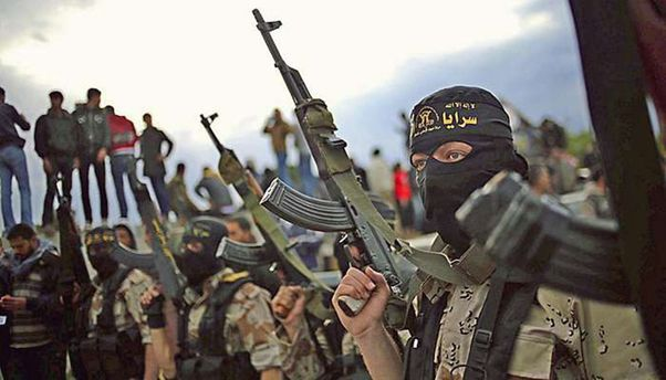 Терористы ИГ