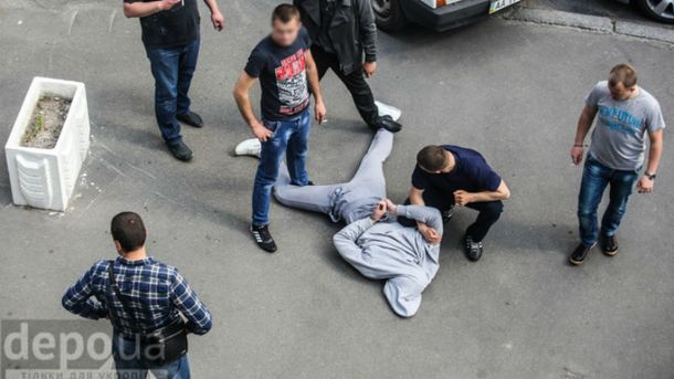 Спецоперація у Києві