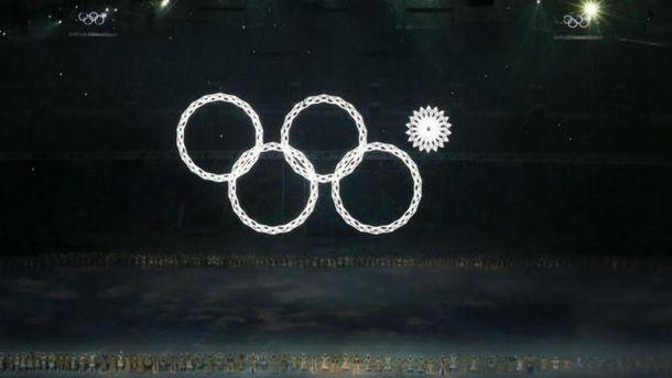 Відкриття Олімпіади в Сочі