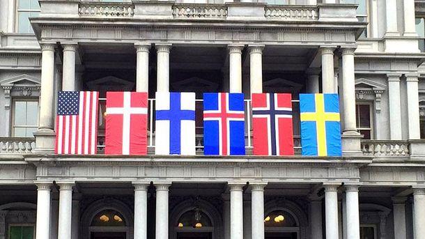 Саммит США и стран Северной Европы