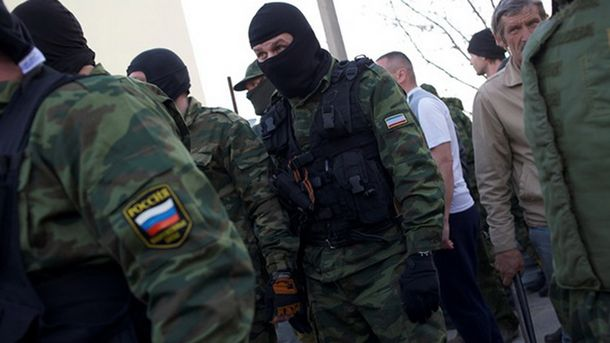 Російські військові масово звільняються