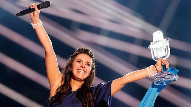 Джамала — переможниця Євробачення