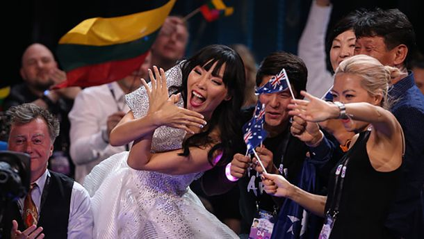 Австралійська співачка Дамі Ім