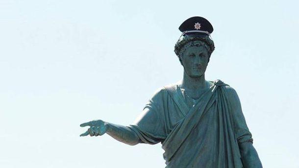 Пам'ятник Дюку в Одесі