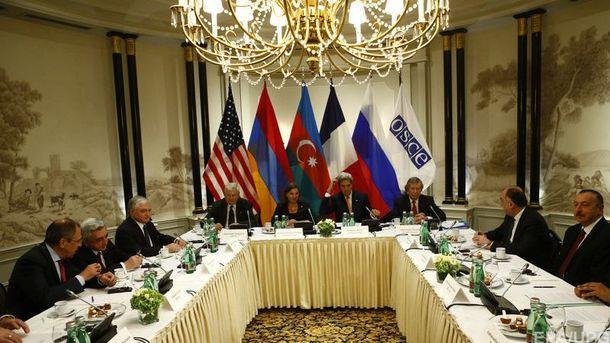 Ереван и Баку договорились об укреплении режима прекращения огня в Карабахе