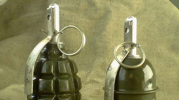 Боевые гранаты (иллюстрация)