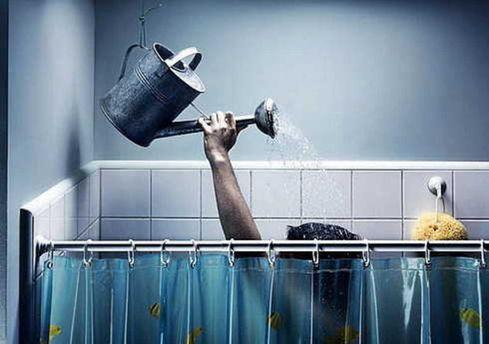 Коли немає гарячої води