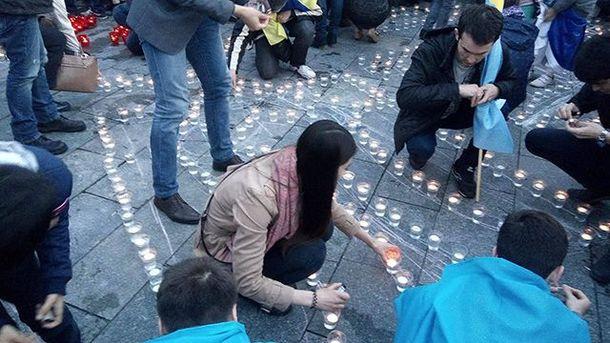 Вшанування пам'яті жертв депортації кримських татар