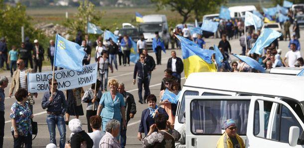 Татари вшанували річницю депортації