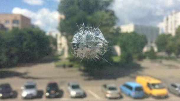 Наслідки обстрілу