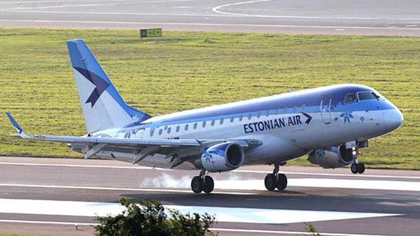 Эстония упростила авиаперевозки из Украины