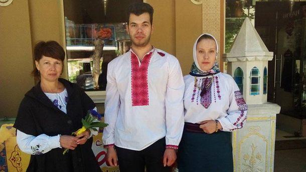 Крым в вышиванках