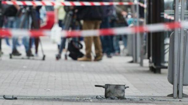 Взрыв во Вроцлаве