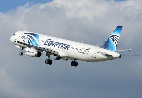 Один із літаків компанії EgyptAir