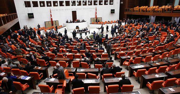 Парламент Туреччини