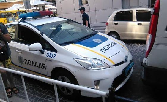 Винницкая полиция