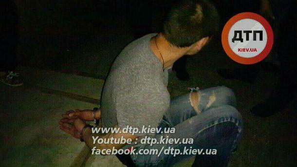 У Києві знову стрілянина: є поранені