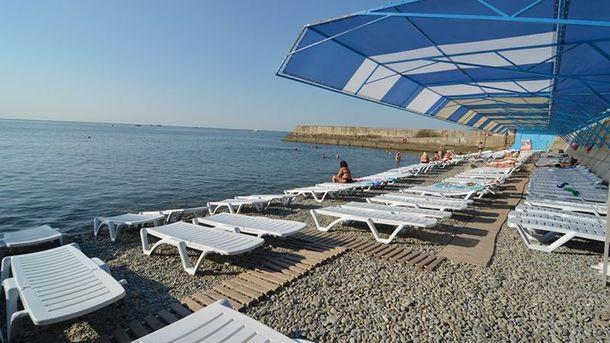 Кримські пляжі