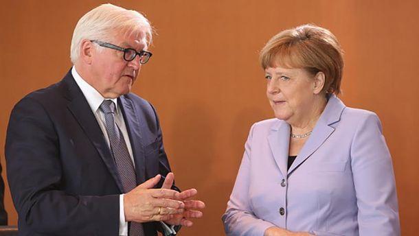 Франк-Вальтер Штайнмаєр і Ангела Меркель уже обговорили звільнення Савченко