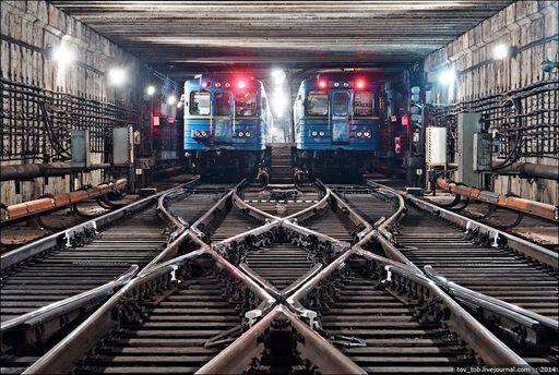 Столичный метрополитен