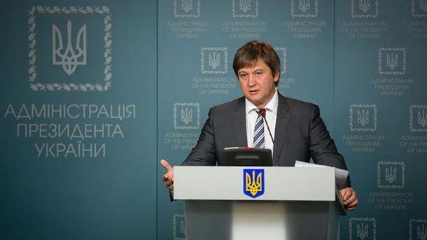 Александр Данилюк поговорил с НАБУ о своих оффшорах