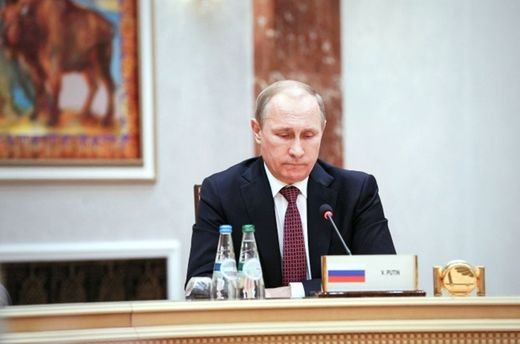 Владимир Путин признал минские договоренности