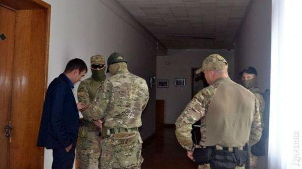 У соратника Саакашвили обыски