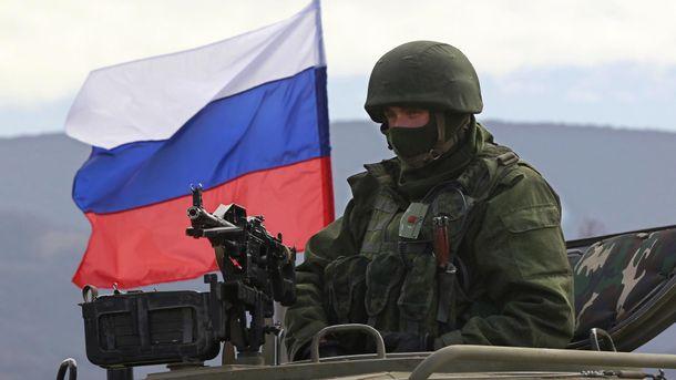Россиян много на Донбассе