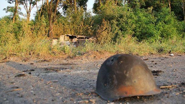 На Донбассе погиб военный