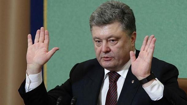 Петро Порошенко міг загинути в зоні АТО