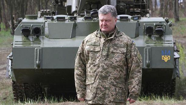 Петро Порошенко зробив приємні подарунки прикордонникам