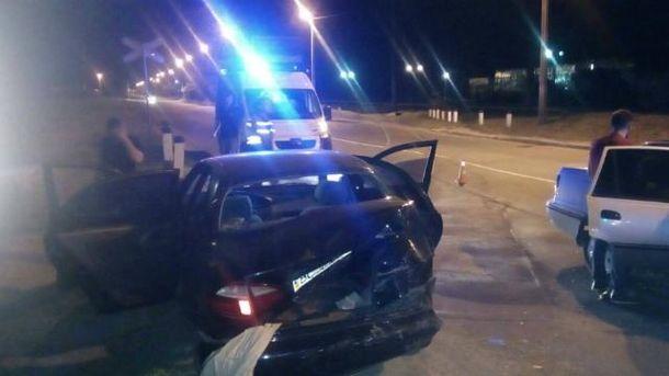 Через нетверезого водія таксі дівчина потрапила в лікарню