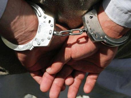 Заарештований чоловік