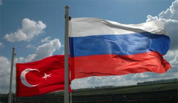 Туреччина та Росія