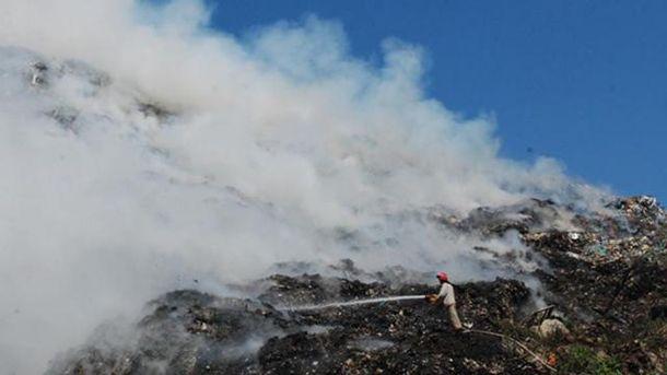 Пожежа у Грибовичах
