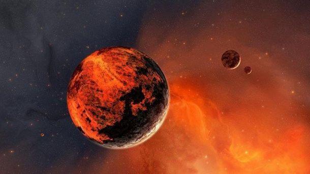 Марс приблизился к Земле