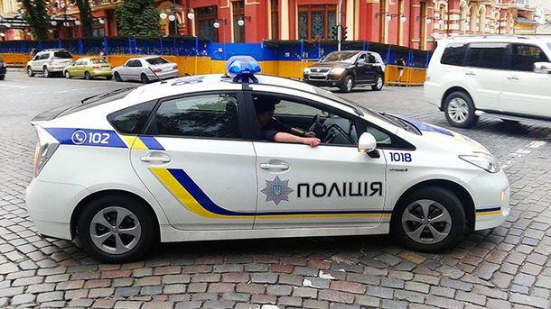 Поліція України