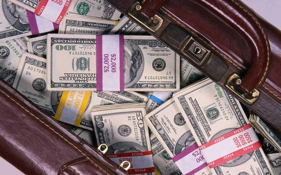 Деньги от