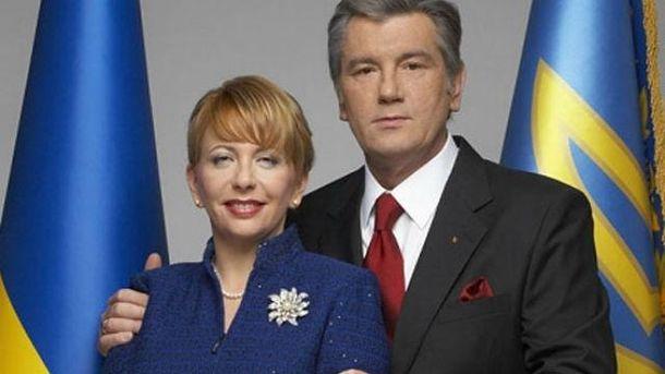 Екатерина Ющенко вступилась за мужа