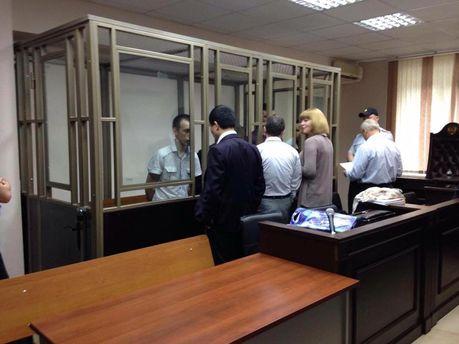 Прокурор зачитав обвинувальний висновок