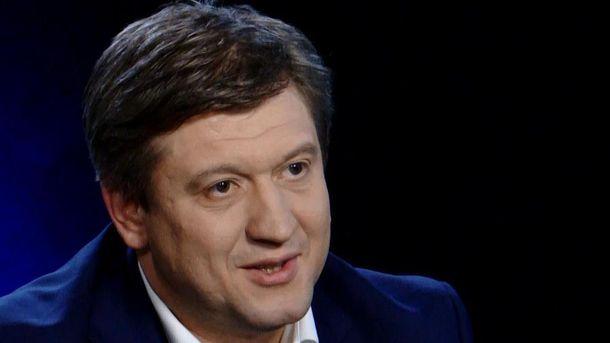 Олександр Данилюк прагне реформувати податкову поліцію