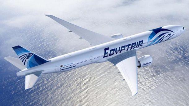 Самолет авиакомпании EgyptAir потерпел крушение над Средиземным морем