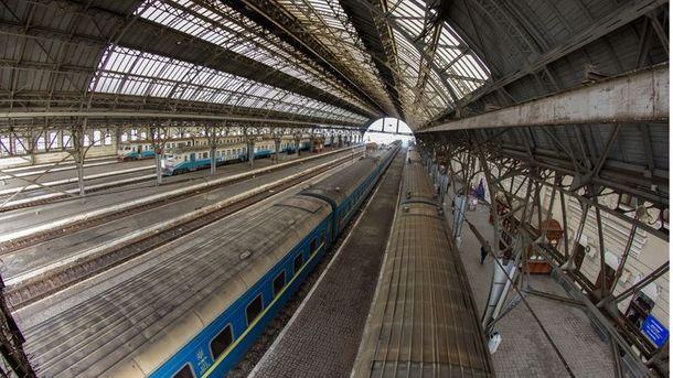 Львівський вокзал