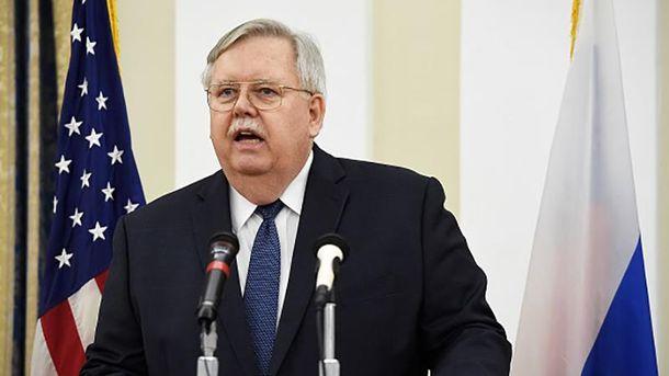 Колишній посол США в Україні Джон Теффт