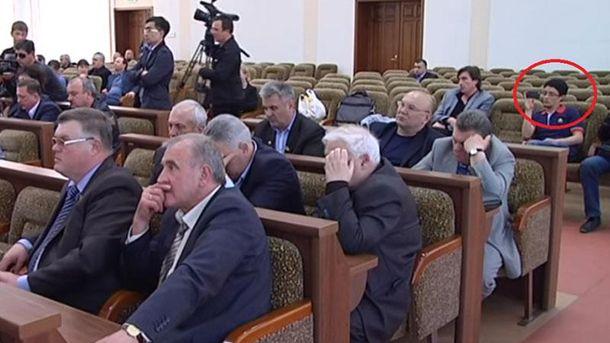 Съезд сепаратистов 5 мая 2014 года